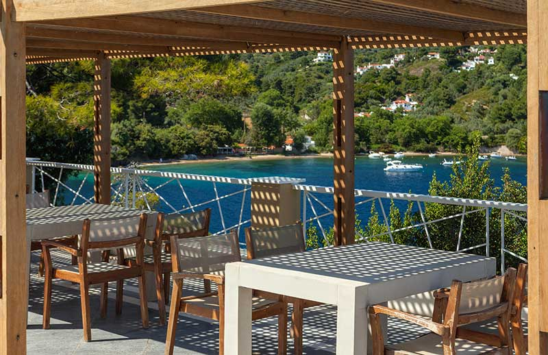 cape,kanapitsa,hotel, suites, services, rooms, pool, skiathos